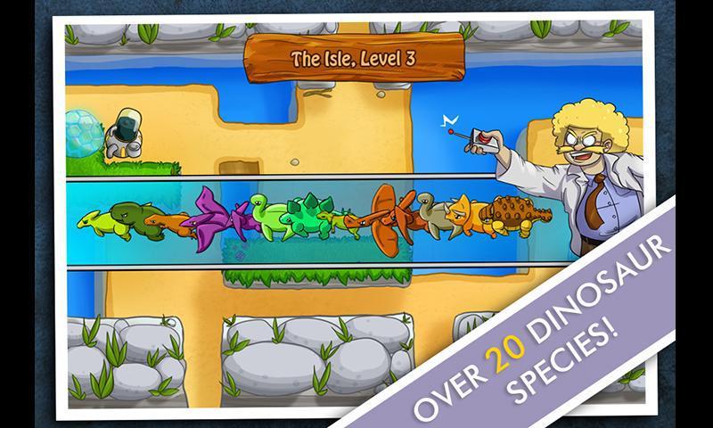 Dino Zone 游戏截图3