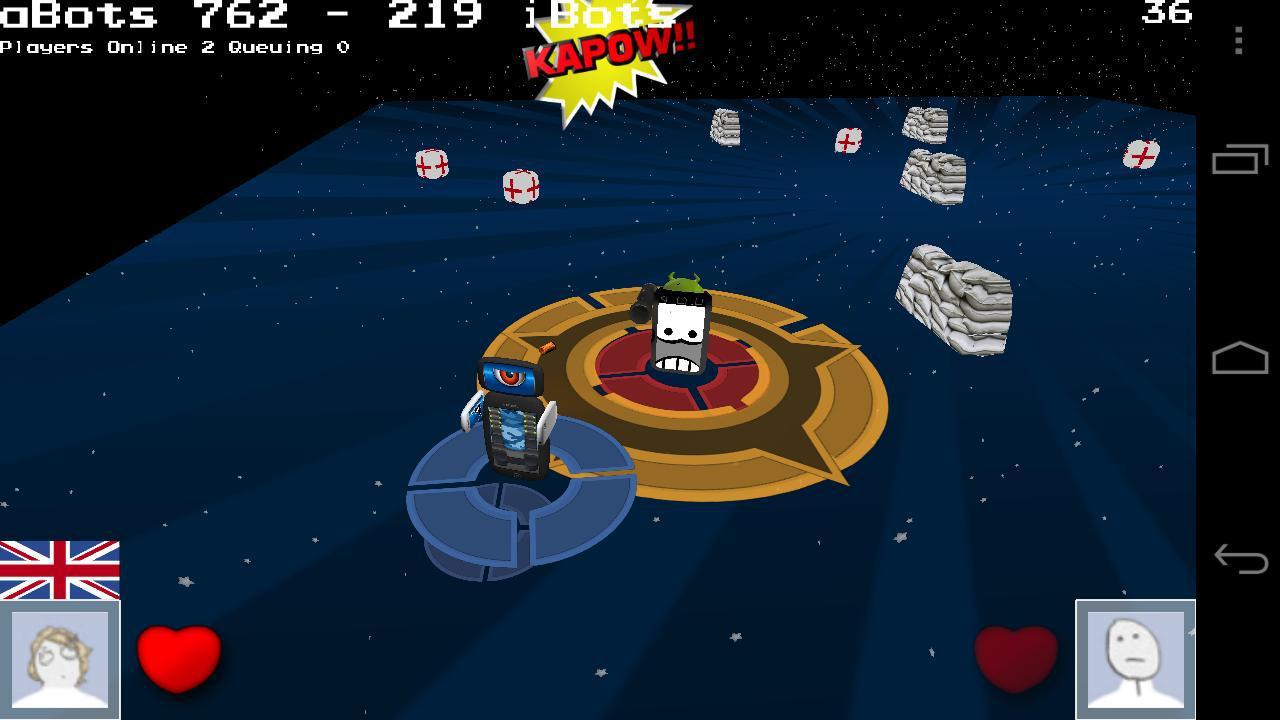 Phone Wars 游戏截图5