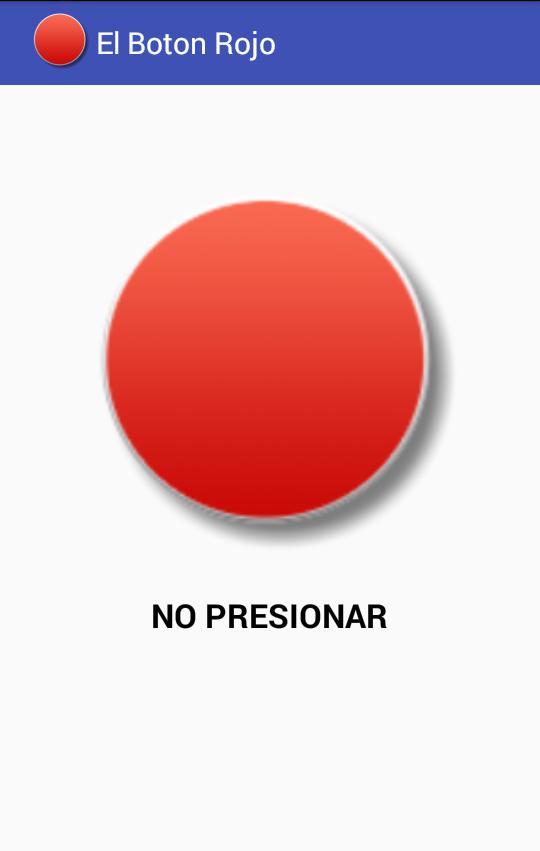 El Botón Rojo No Lo Presiones 游戏截图1