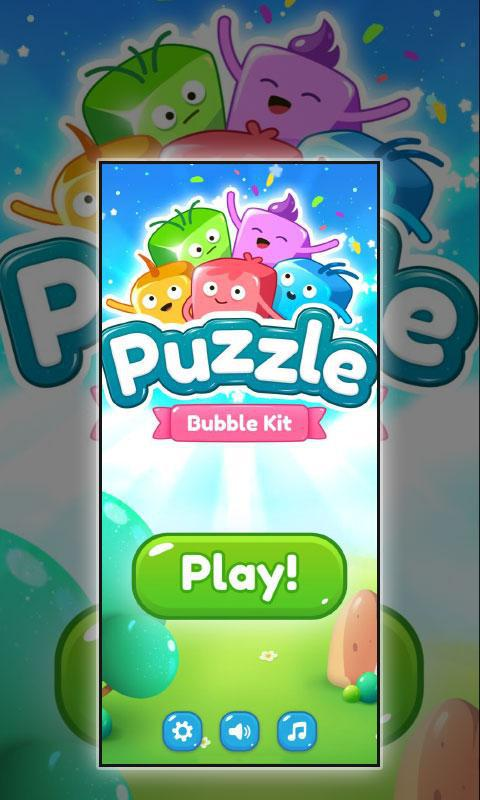 Puzzle Bubble Kit 游戏截图1