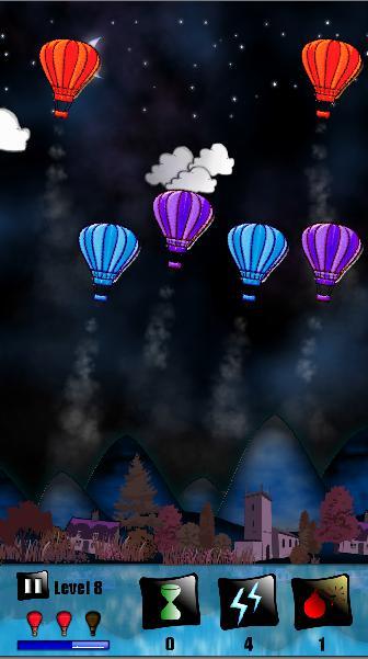Balloon Burst 游戏截图1