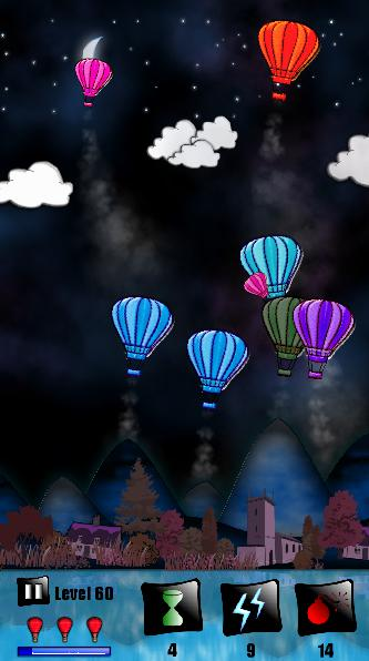 Balloon Burst 游戏截图3