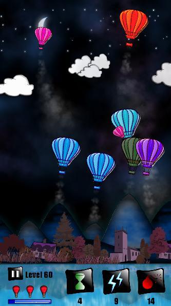 Balloon Burst 游戏截图4