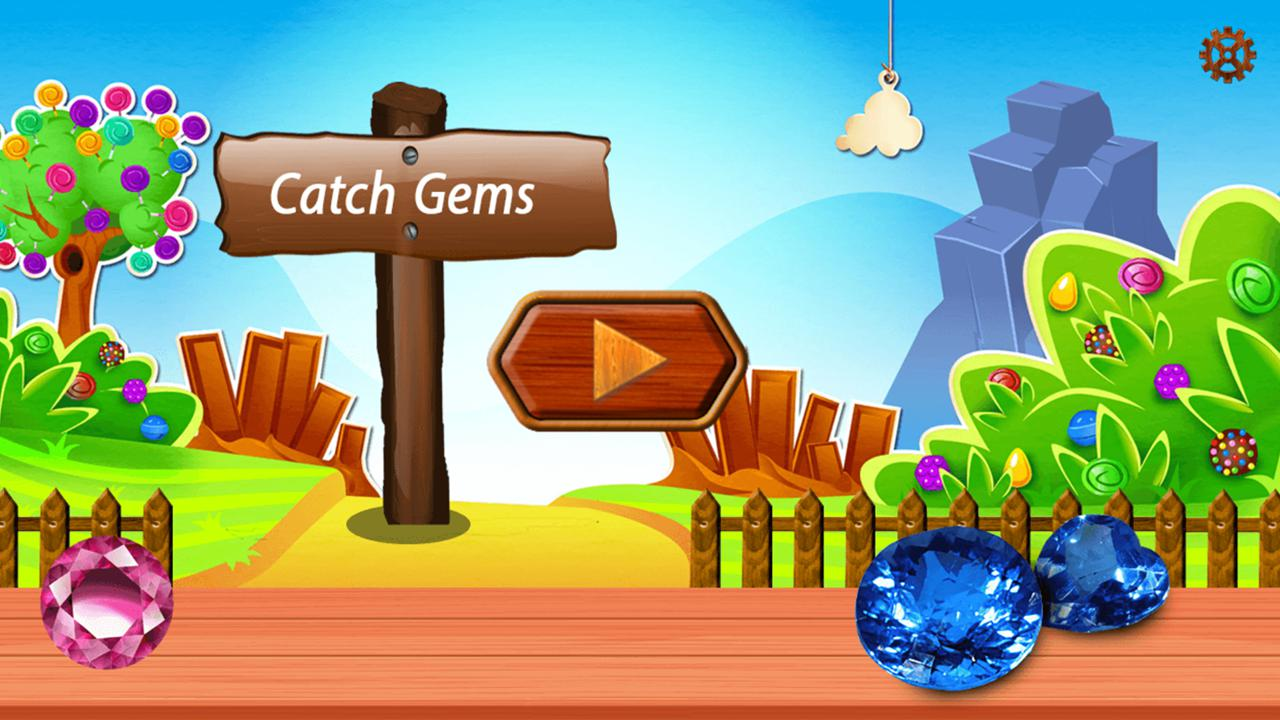 Catch the Gems 游戏截图2