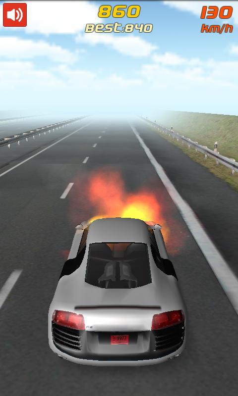 Freeway Racing Driver 游戏截图4