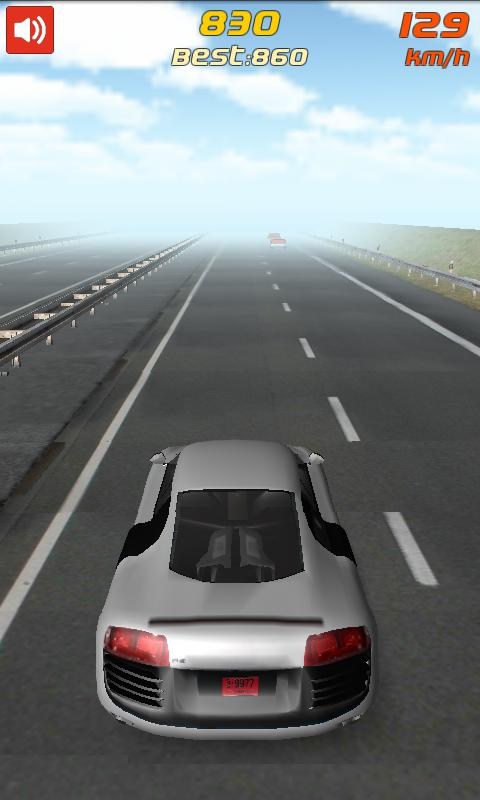 Freeway Racing Driver 游戏截图5