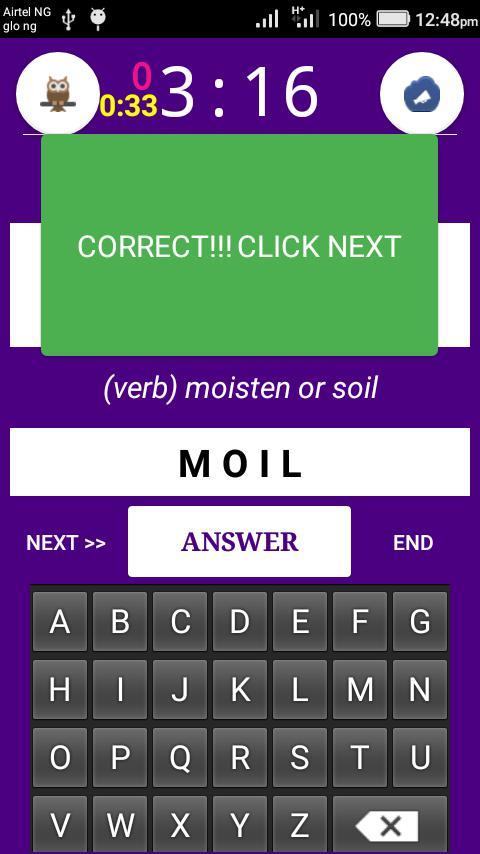 SpellingBees 游戏截图5