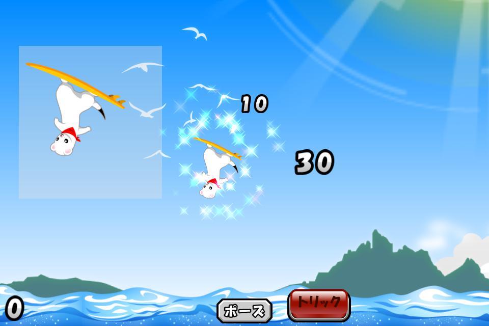 Surfing Ermine 游戏截图2