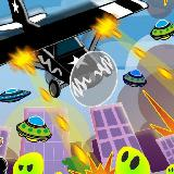 Rockstar Alien Killers: Arcade Shooter