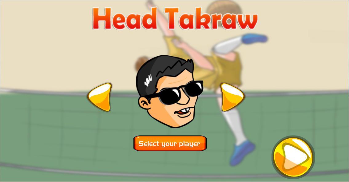 Head Takraw 游戏截图2