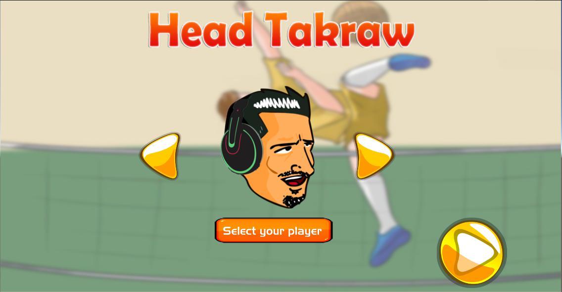 Head Takraw 游戏截图3