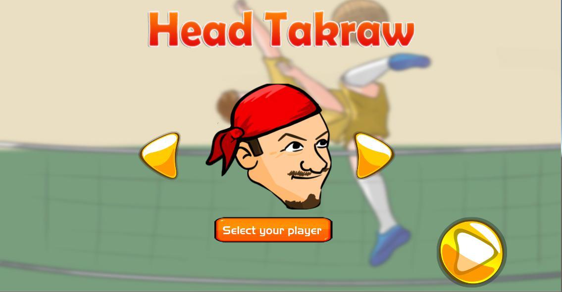 Head Takraw 游戏截图4