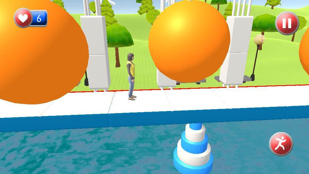 Amazing Adventure Run 3D 游戏截图2