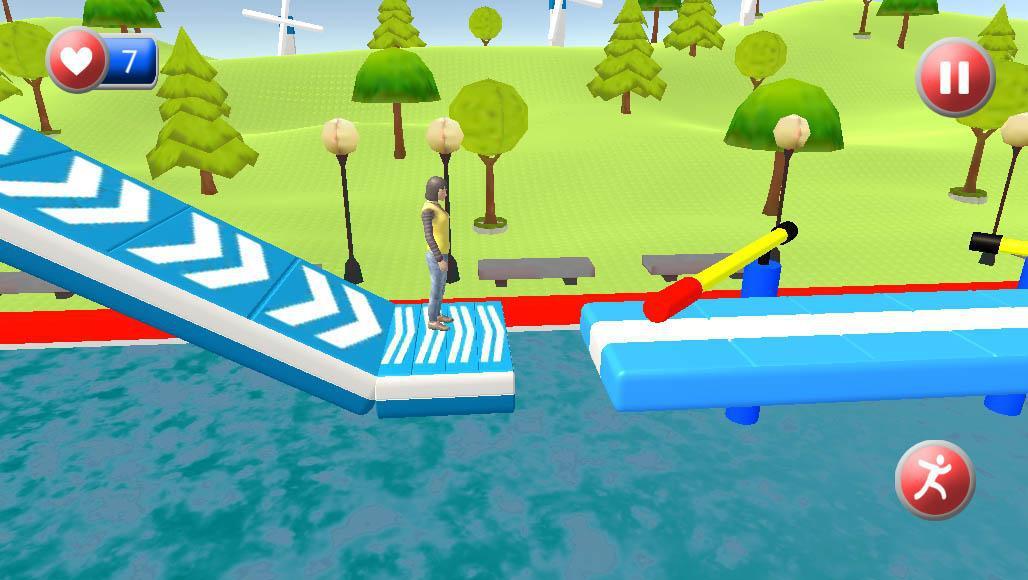 Amazing Adventure Run 3D 游戏截图4