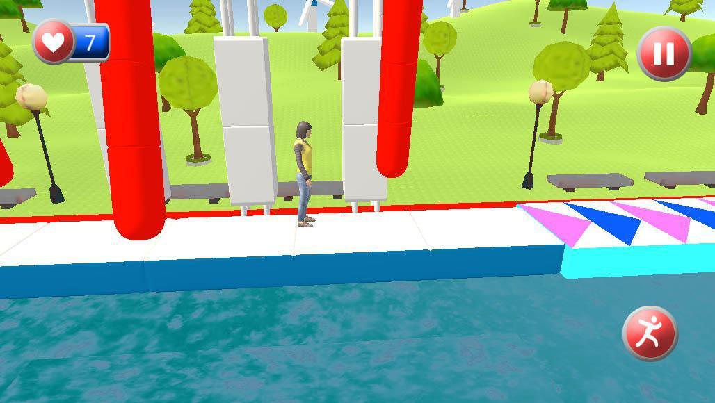 Amazing Adventure Run 3D 游戏截图5