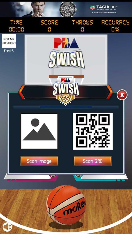 PBA Swish 游戏截图3