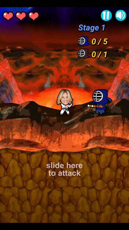 Samurai Holtze 游戏截图3