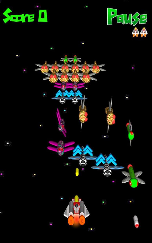Alien Swarm 3D Pro 游戏截图5
