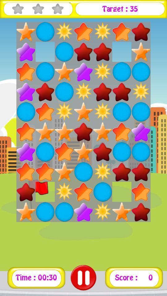Stars Puzzle 游戏截图5