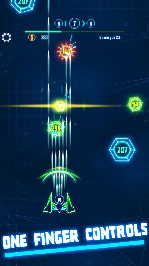 Geometry Wars 游戏截图2