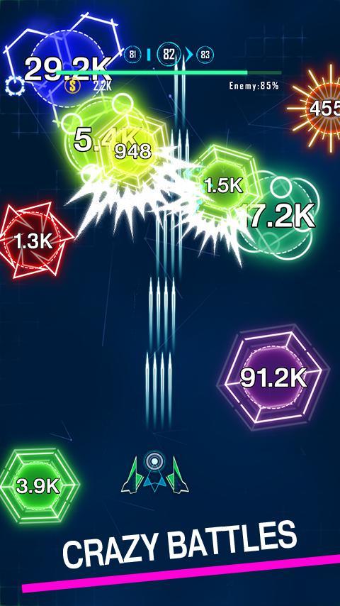 Geometry Wars 游戏截图3