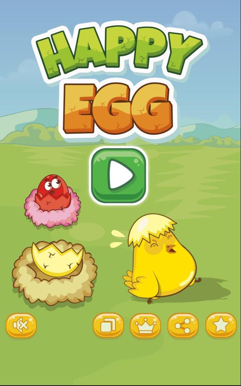 Happy Egg - Tap The Egg 游戏截图5