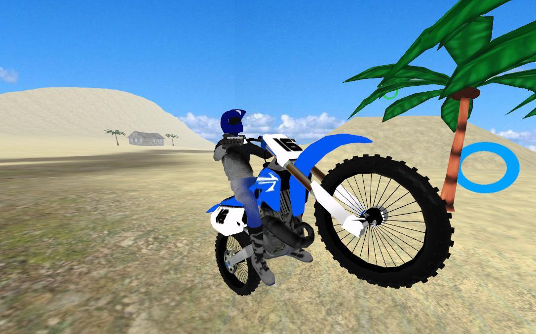 Motocross Offroad Bike Race 3D 游戏截图1