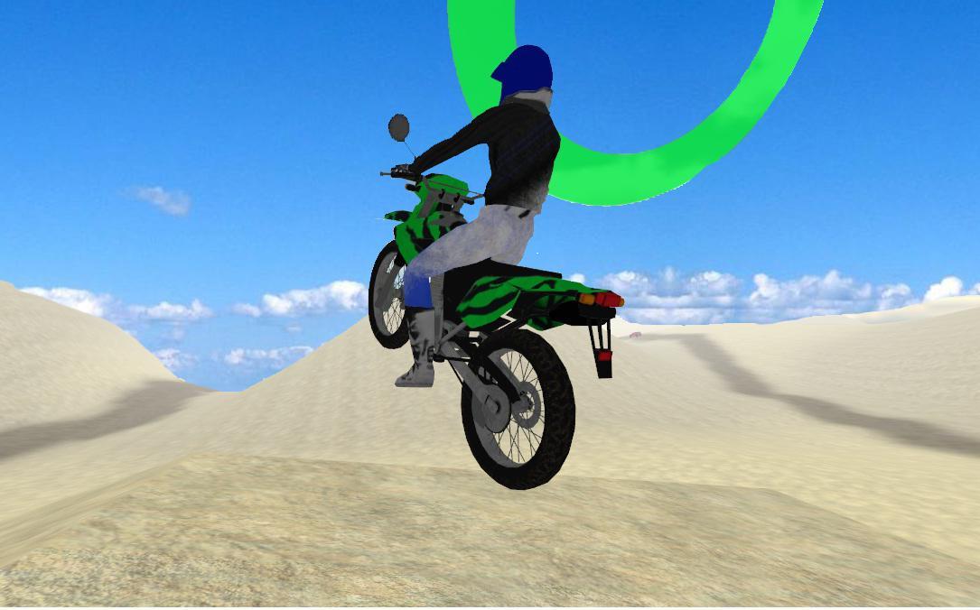 Motocross Offroad Bike Race 3D 游戏截图2