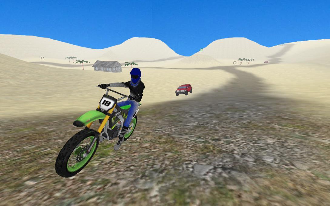 Motocross Offroad Bike Race 3D 游戏截图4