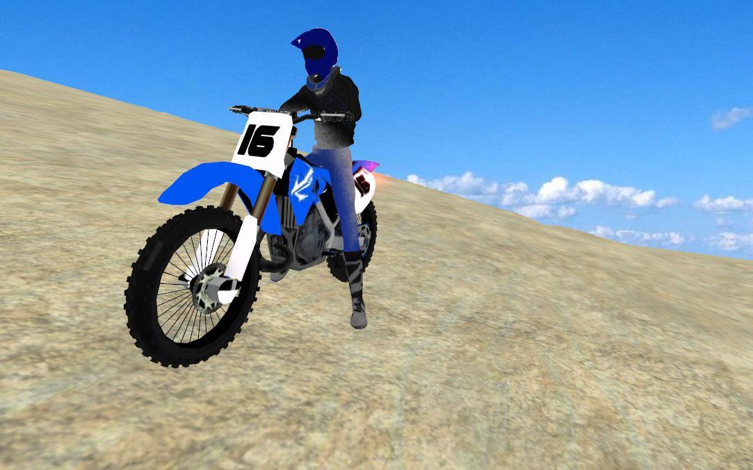 Motocross Offroad Bike Race 3D 游戏截图5