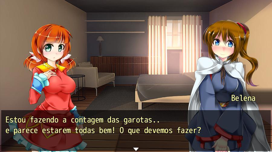 Saline - Visual Novel 游戏截图4