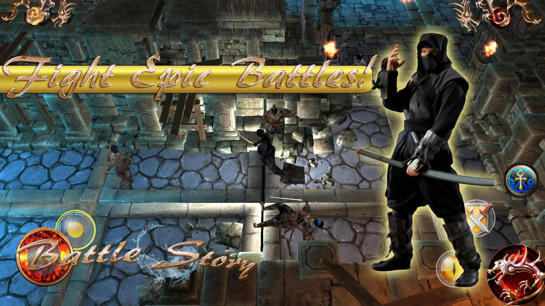 Battle Story 游戏截图2