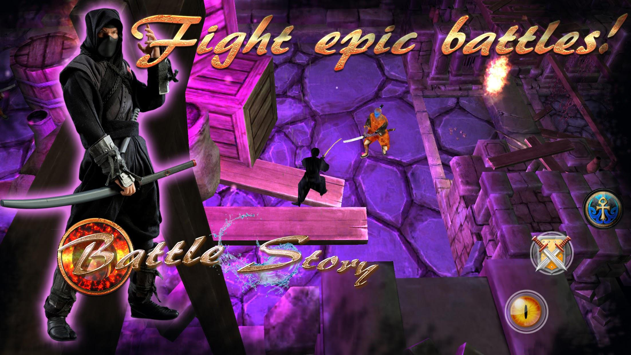 Battle Story 游戏截图4