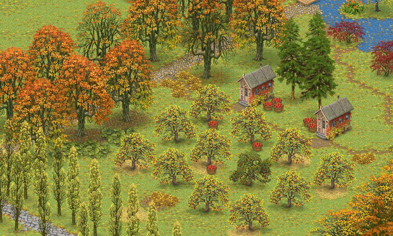 Inner Garden: Autumn 游戏截图2