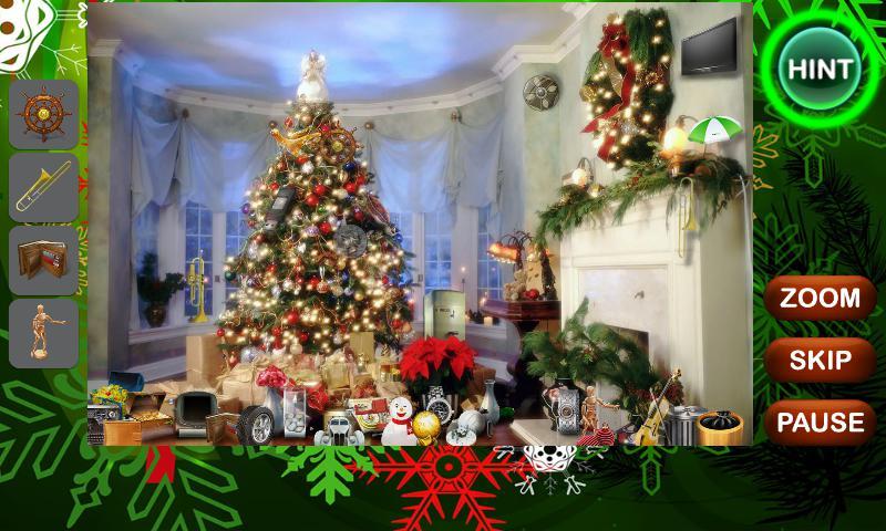 圣诞节隐藏对象 游戏截图2