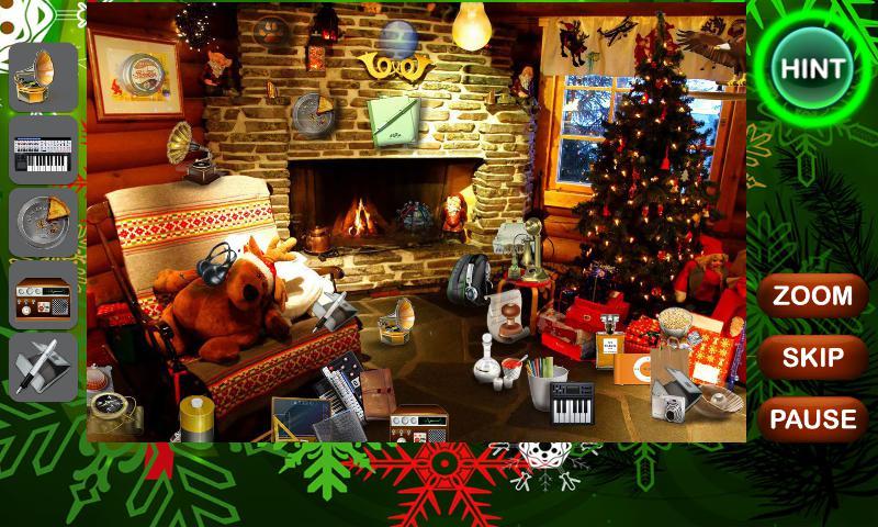 圣诞节隐藏对象 游戏截图3