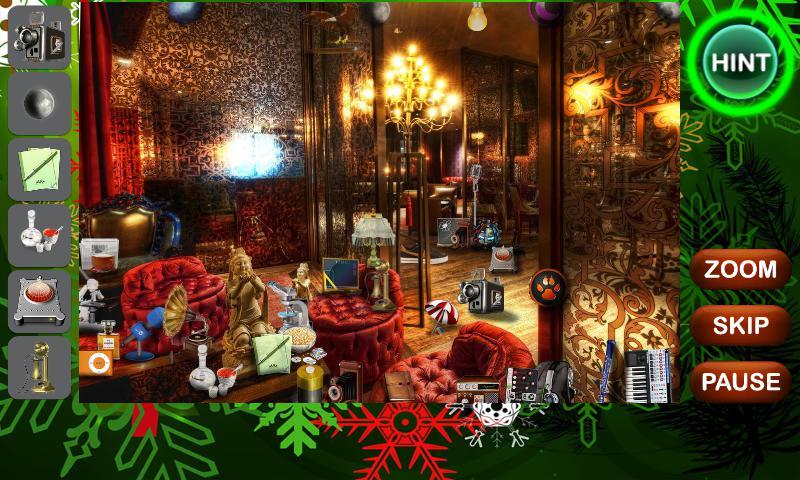 圣诞节隐藏对象 游戏截图4
