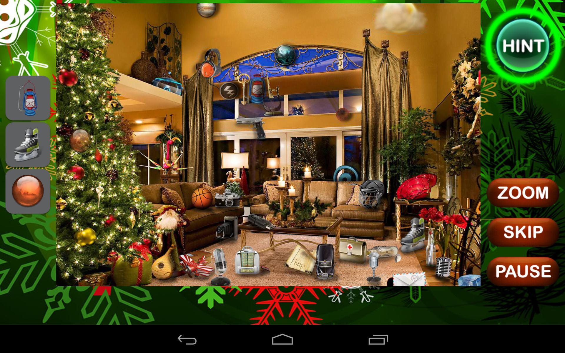 圣诞节隐藏对象 游戏截图5