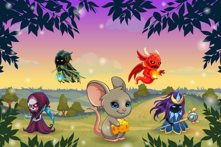 Mouse: Evolution 游戏截图1