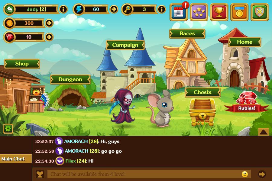 Mouse: Evolution 游戏截图2