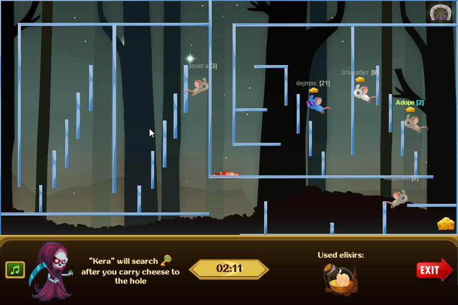 Mouse: Evolution 游戏截图5