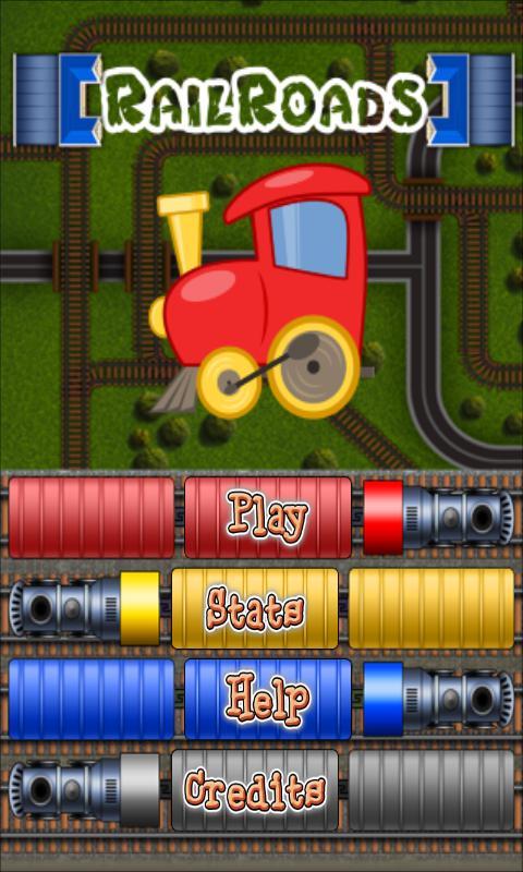 Railroads - Train Rush 游戏截图1