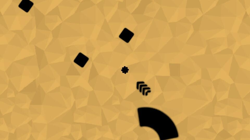 Circle Run: Hardcore Game 游戏截图1