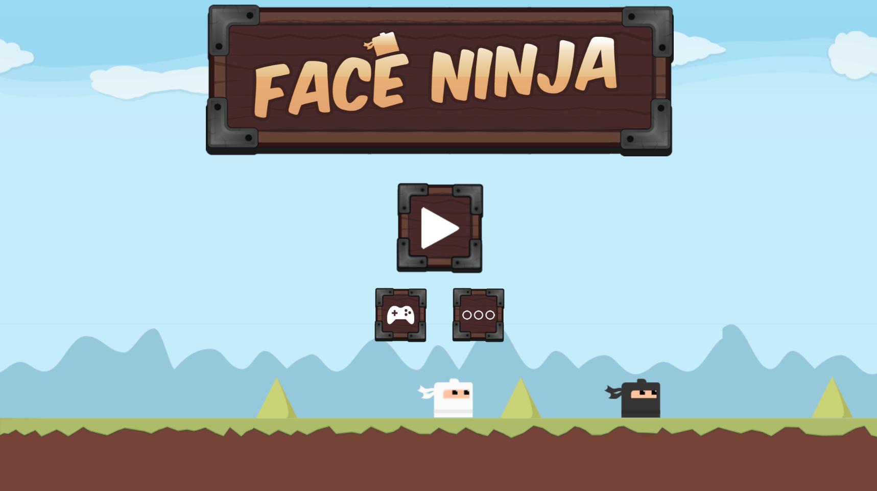 Face Ninja 游戏截图1