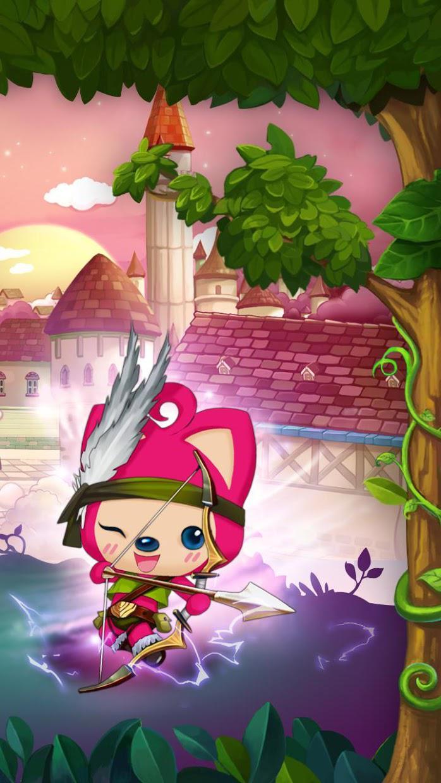 阿狸的奇幻冒险 游戏截图2