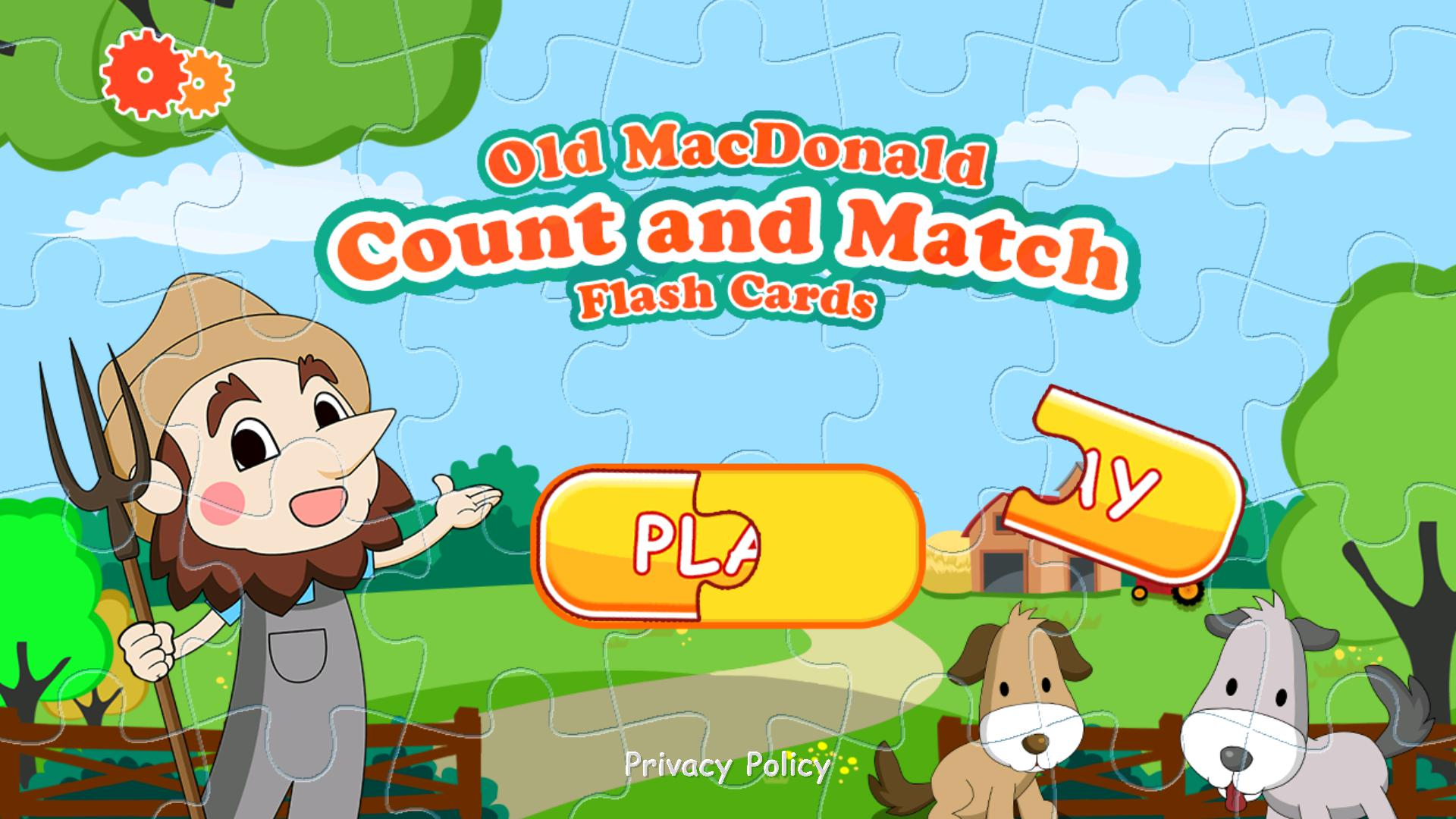 Old Mac Count and Match 游戏截图1