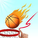 Hit Line Dunk: Hot Ball Master