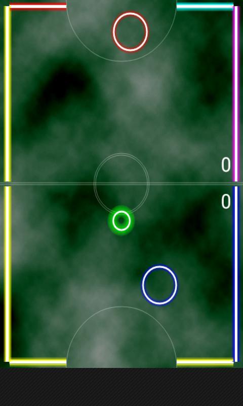 Power Air Hockey 游戏截图3