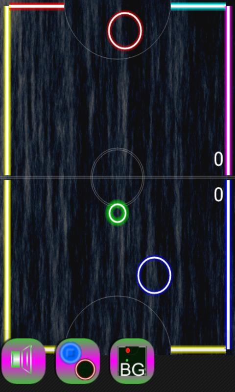 Power Air Hockey 游戏截图4