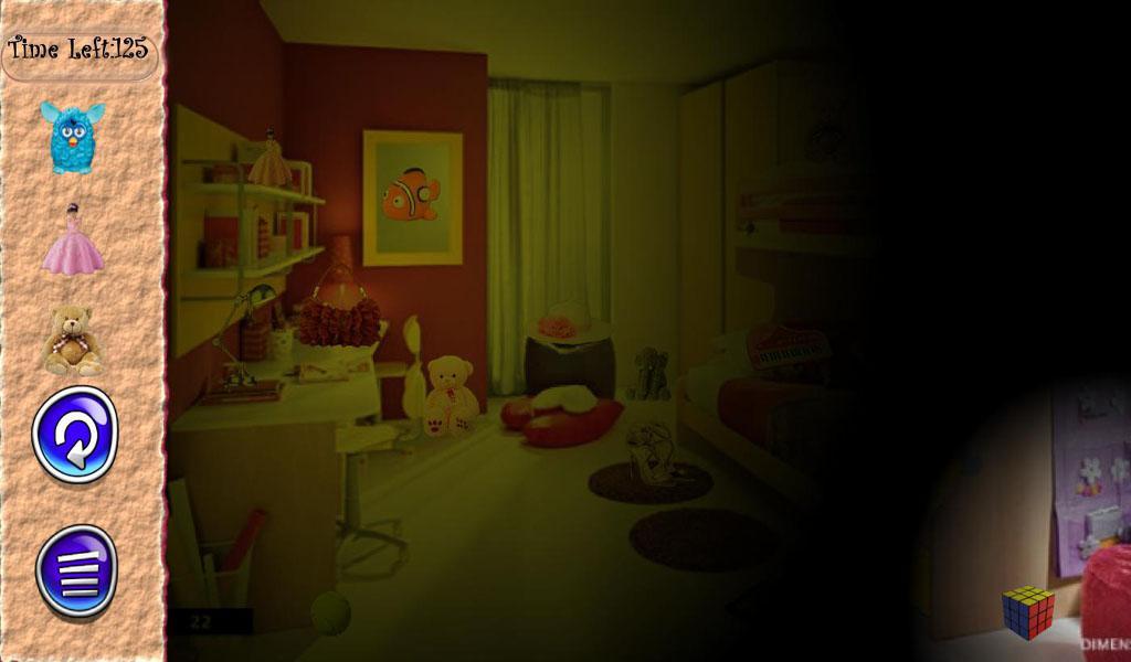Hidden Objects Girls Room 游戏截图3